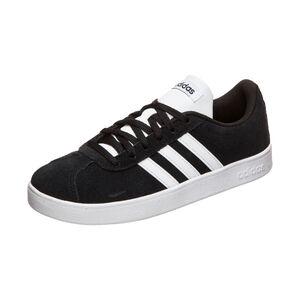 VL Court 2.0 Sneaker Kinder, schwarz / weiß, zoom bei OUTFITTER Online