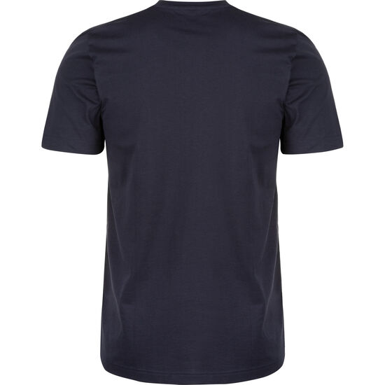 Essentials Camo Linear Logo Trainingsshirt Herren, blau / weiß, zoom bei OUTFITTER Online