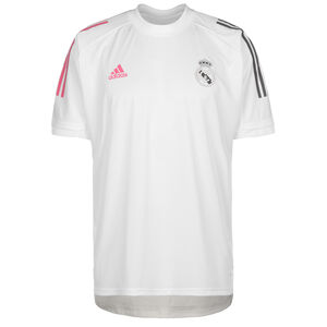 Real Madrid Trainingsshirt Herren, weiß / anthrazit, zoom bei OUTFITTER Online