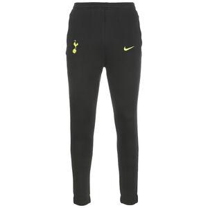 Tottenham Hotspur Fleece Trainingshose Herren, schwarz / hellgrün, zoom bei OUTFITTER Online