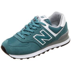 WL574-UNA-B Sneaker Damen, Grün, zoom bei OUTFITTER Online