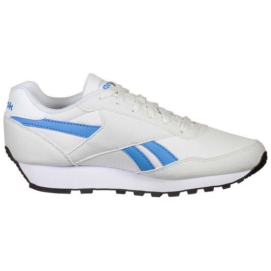 Rewind Run Sneaker Damen, weiß / hellblau, zoom bei OUTFITTER Online