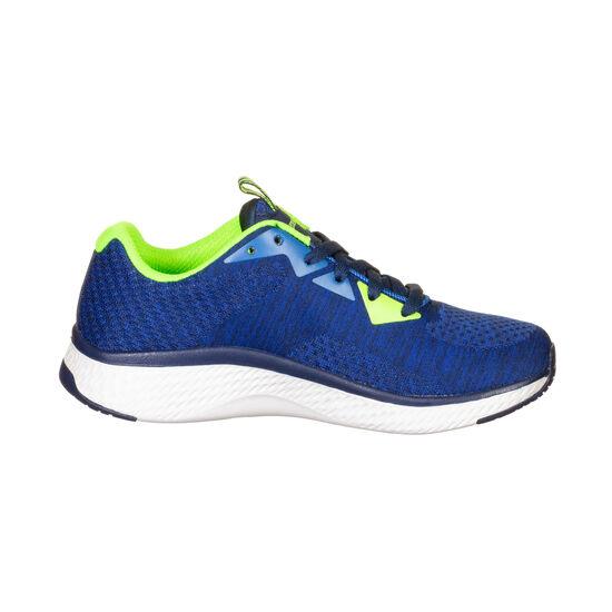Solar Fuse Kryzik Sneaker Kinder, blau / neongrün, zoom bei OUTFITTER Online