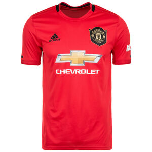 Manchester United Trikot Home 2019/2020 Herren, rot, zoom bei OUTFITTER Online