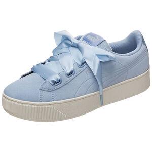 Vikky Platform Ribbon Sneaker Damen, Blau, zoom bei OUTFITTER Online