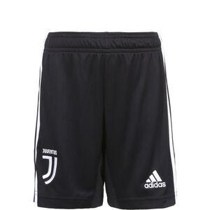 Juventus Turin Short Home 2019/2020 Kinder, schwarz / weiß, zoom bei OUTFITTER Online