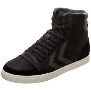 Slimmer Stadil Duo Oiled High Sneaker, Schwarz, zoom bei OUTFITTER Online