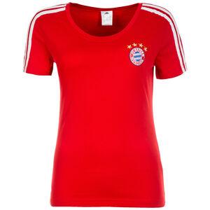 FC Bayern München 3S T-Shirt Damen, Rot, zoom bei OUTFITTER Online