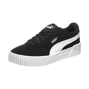 Carina Jr Sneaker Kinder, schwarz / weiß, zoom bei OUTFITTER Online