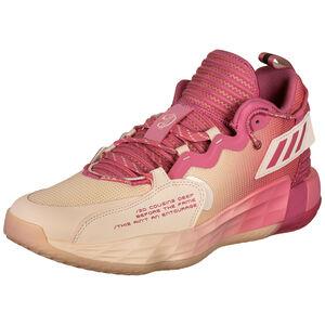 Dame 7 EXTPLY Basketballschuh Herren, rosa / altrosa, zoom bei OUTFITTER Online