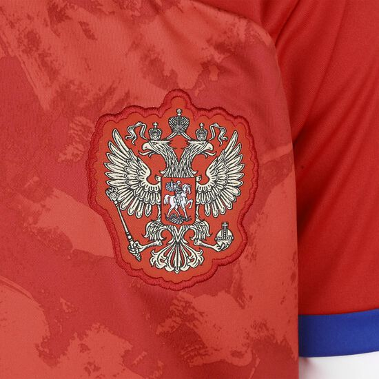RFU Russland Trikot Home EM 2020 Kinder, rot / weiß, zoom bei OUTFITTER Online