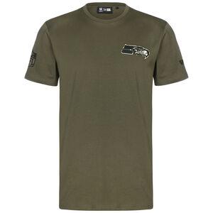 NFL Seattle Seahawks Digi Camo T-Shirt Herren, dunkelgrün, zoom bei OUTFITTER Online