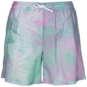 Essentials Tie-Dyed Inspirational Shorts Herren, mint / flieder, zoom bei OUTFITTER Online