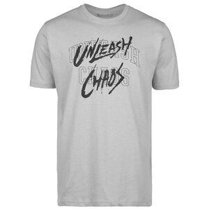 Baseline Mantra T-Shirt Herren, grau / schwarz, zoom bei OUTFITTER Online