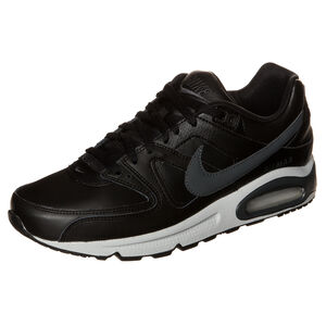 Air Max Command Leather Sneaker Herren, Schwarz, zoom bei OUTFITTER Online
