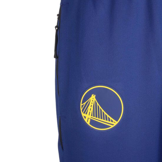 NBA Golden State Warriors Spotlight Trainingshose Herren, blau / schwarz, zoom bei OUTFITTER Online