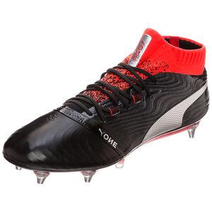 Puma ONE 18.1 Mixed SG Fußballschuh Herren, Schwarz, zoom bei OUTFITTER Online