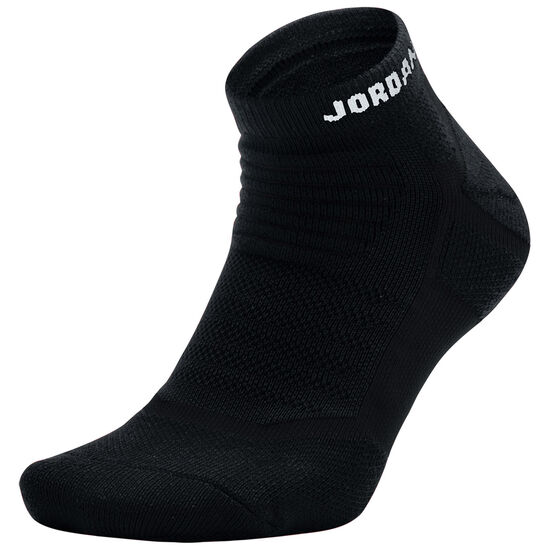 Jordan Flight 2.0 Ankle Basketballsocken, schwarz / weiß, zoom bei OUTFITTER Online