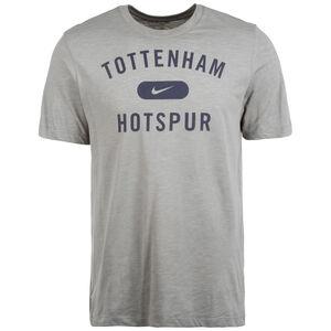 Tottenham Hotspur Dri-FIT T-Shirt Herren, grau / blau, zoom bei OUTFITTER Online