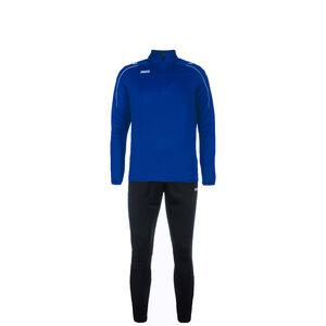 Classico Trainingsanzug Kinder, blau / schwarz, zoom bei OUTFITTER Online