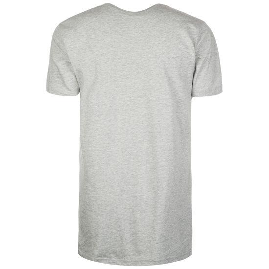 NFL Green Bay Packers Longline T-Shirt Herren, Grau, zoom bei OUTFITTER Online