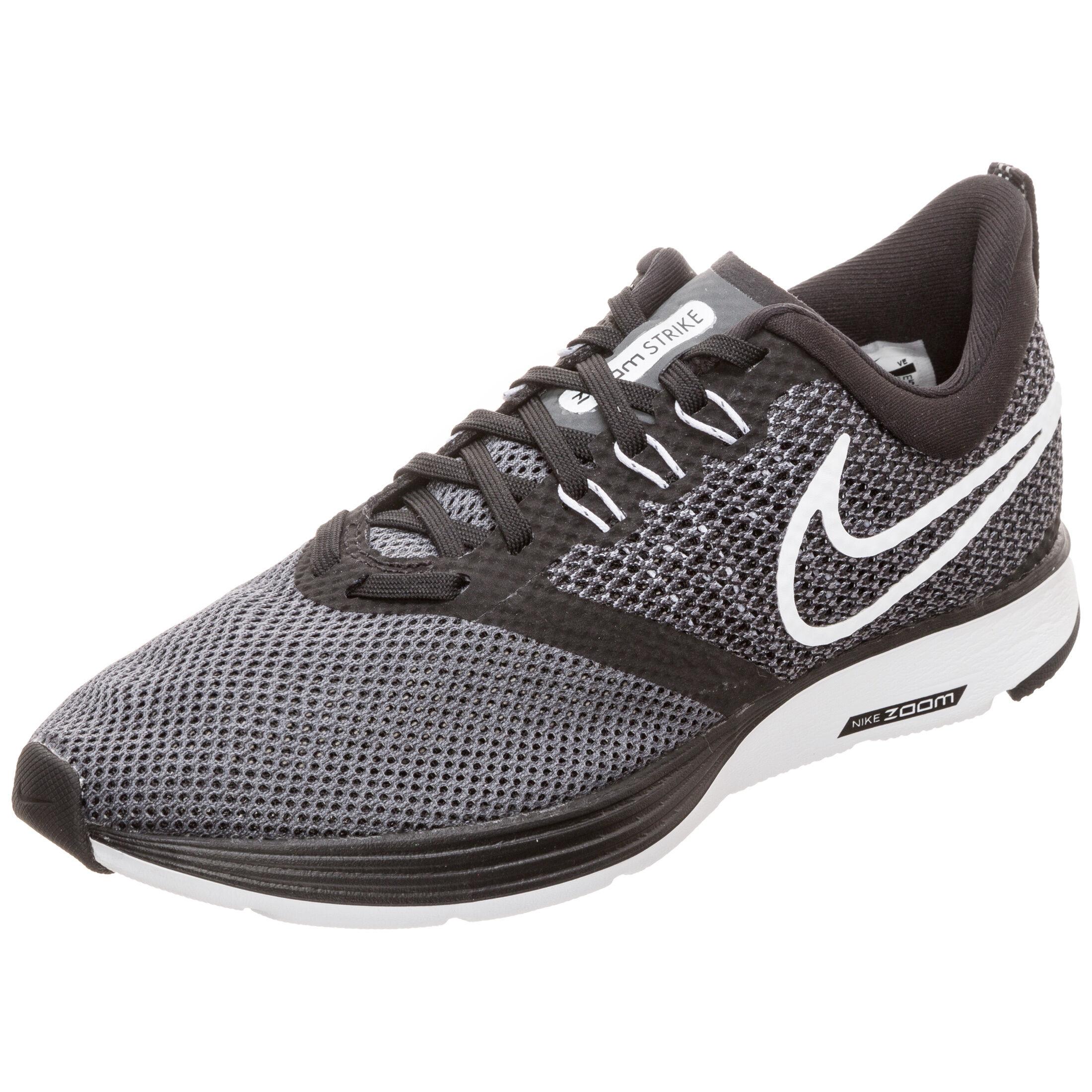 Nike Performance, Zoom Strike Laufschuhe, schwarz