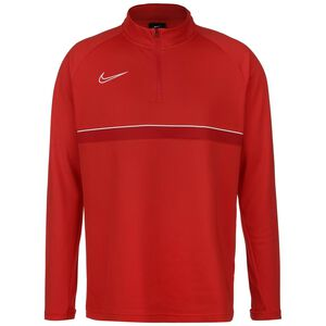 Academy 21 Dry Drill Longsleeve Herren, rot / weiß, zoom bei OUTFITTER Online