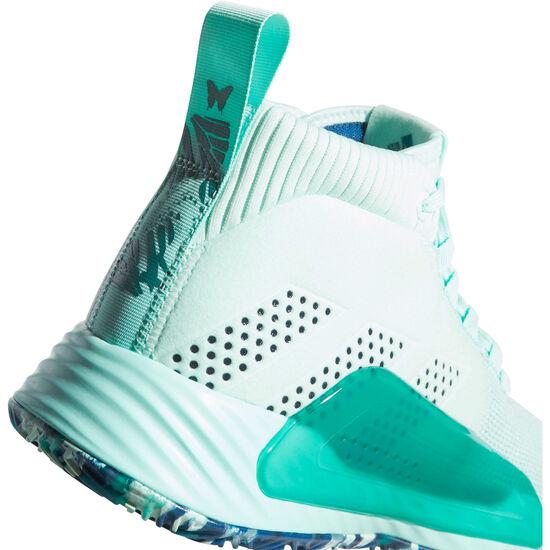 Dame 5 Basketballschuhe Herren, mint / blau, zoom bei OUTFITTER Online