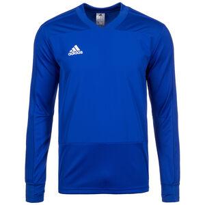 Condivo 18 Player Focus Trainingsshirt Herren, blau / weiß, zoom bei OUTFITTER Online