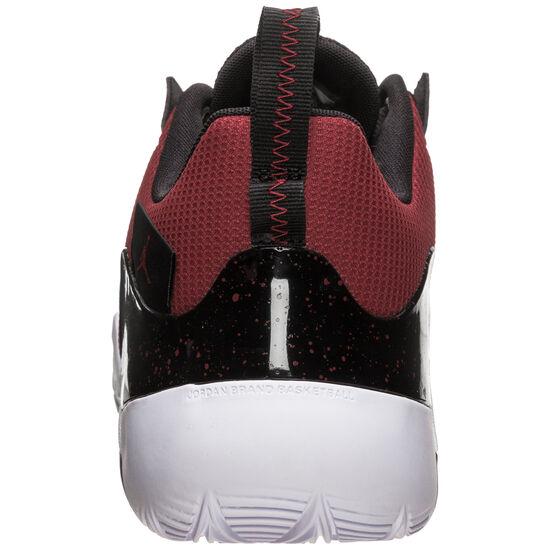 Jordan Zoom Zero Gravity Basketballschuh Herren, rot / schwarz, zoom bei OUTFITTER Online