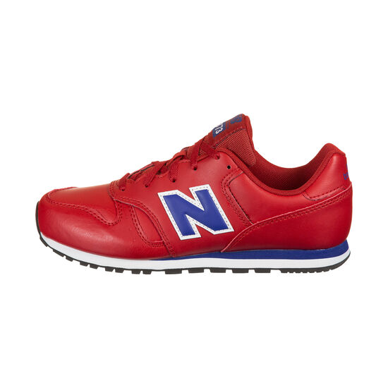YC373-M Sneaker Kinder, rot / blau, zoom bei OUTFITTER Online