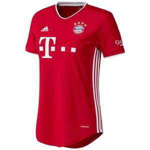 FC Bayern München Trikot Home 2020/2021 Damen, rot / weiß, zoom bei OUTFITTER Online