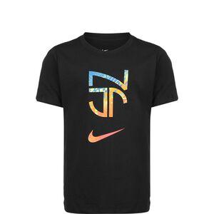 Neymar Jr. T-Shirt Kinder, schwarz, zoom bei OUTFITTER Online