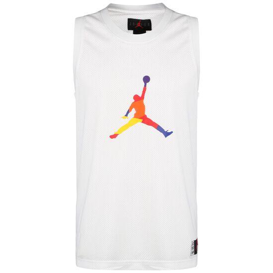 Jordan Sport DNA Tanktop Herren, weiß / bunt, zoom bei OUTFITTER Online