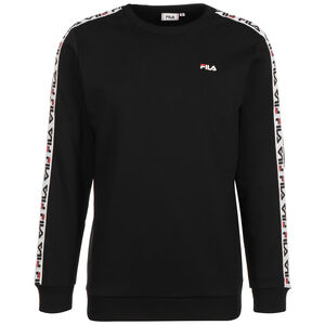 Aren Crew Sweatshirt Herren, schwarz / weiß, zoom bei OUTFITTER Online