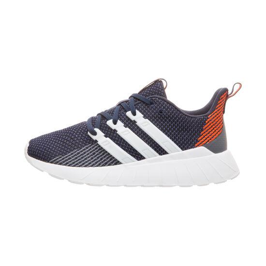 Questar Flow Sneaker Kinder, dunkelblau / weiß, zoom bei OUTFITTER Online