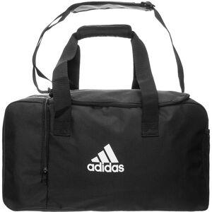 Tiro Duffel Small Fußballtasche, schwarz / weiß, zoom bei OUTFITTER Online