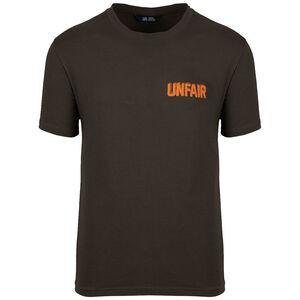 Crew T-Shirt Herren, oliv, zoom bei OUTFITTER Online