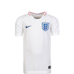 England Stadium Trikot Home WM 2018 Kinder, Weiß, zoom bei OUTFITTER Online