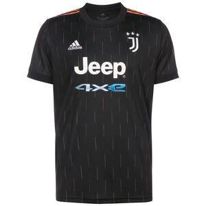 Juventus Turin Trikot Away 2021/2022 Herren, schwarz / pink, zoom bei OUTFITTER Online