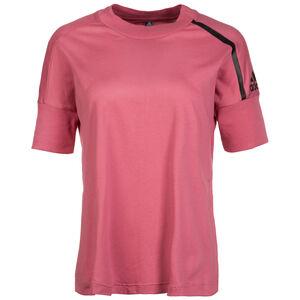 Z.N.E. Trainingsshirt Damen, Lila, zoom bei OUTFITTER Online