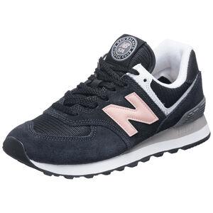 WL574-B Sneaker Damen, schwarz / rosa, zoom bei OUTFITTER Online