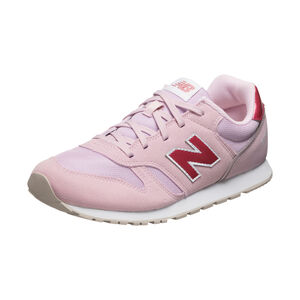 373 Sneaker Kinder, rosa / rot, zoom bei OUTFITTER Online