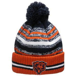 NFL Chicago Bears Sideline Bobble Knit Mütze, , zoom bei OUTFITTER Online