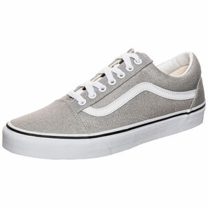 Old Skool Sneaker, grau / weiß, zoom bei OUTFITTER Online