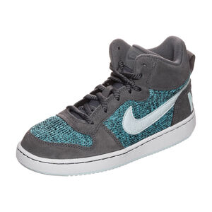 Court Borough Mid SE Sneaker Kinder, Grau, zoom bei OUTFITTER Online
