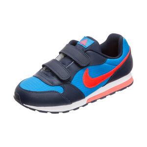 MD Runner 2 Sneaker Kinder, blau / rot, zoom bei OUTFITTER Online