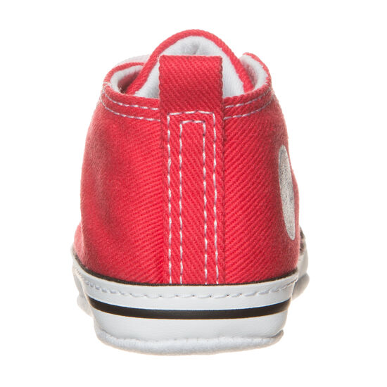Chuck Taylor First Star High Sneaker Kleinkinder, Rot, zoom bei OUTFITTER Online