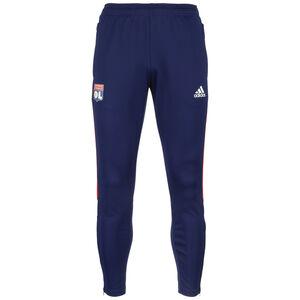 Olympique Lyon Trainingshose Herren, dunkelblau / rot, zoom bei OUTFITTER Online