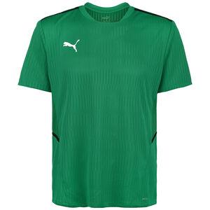 TeamCUP Fußballtrikot Herren, grün / schwarz, zoom bei OUTFITTER Online